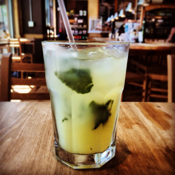 Mint Lemonade @ Le Pain Quotidien