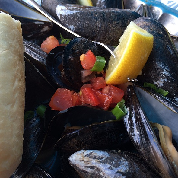 Mussels - Pusser's Caribbean Grille - Annapolis, Annapolis, MD