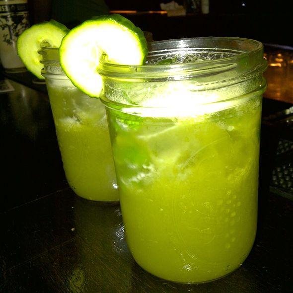 Cucumber Margarita @ Cascabel Taqueria