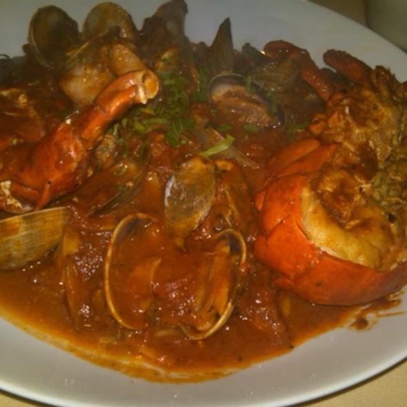 Frutti di Mare al Nido @ Tommaso Restaurant