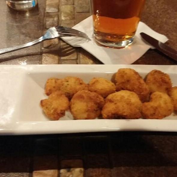 Fried Artichoke Hearts Appetizer - Flatiron's, Colorado Springs, CO