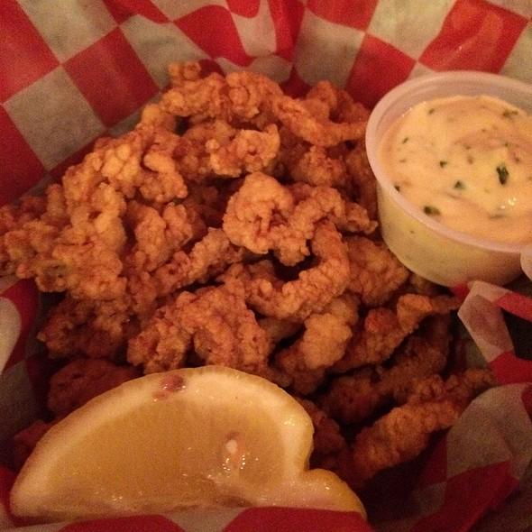Fried Clams @ Brooklyn Crab