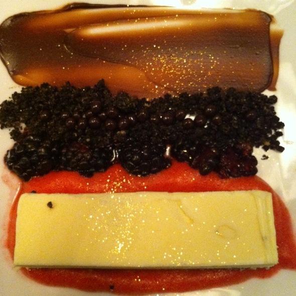 Yuzu Eskimo @ Spot Dessert Bar