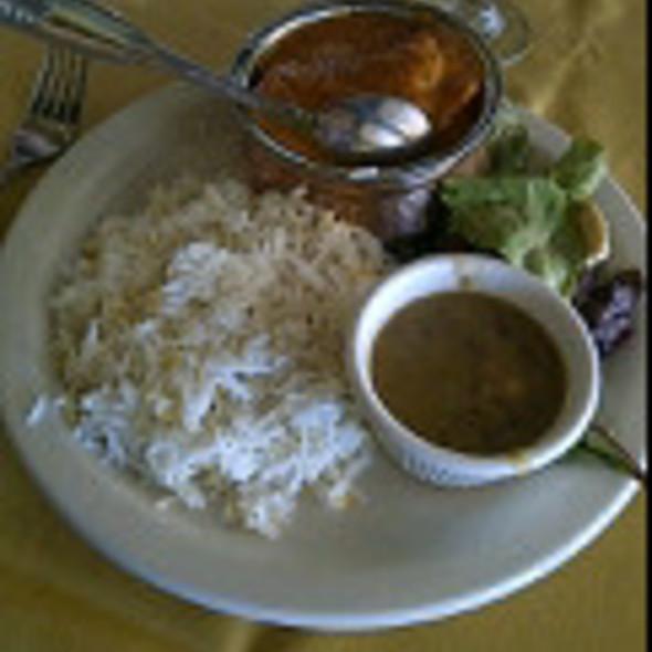 hmmm @ Saffron Indian Bistro