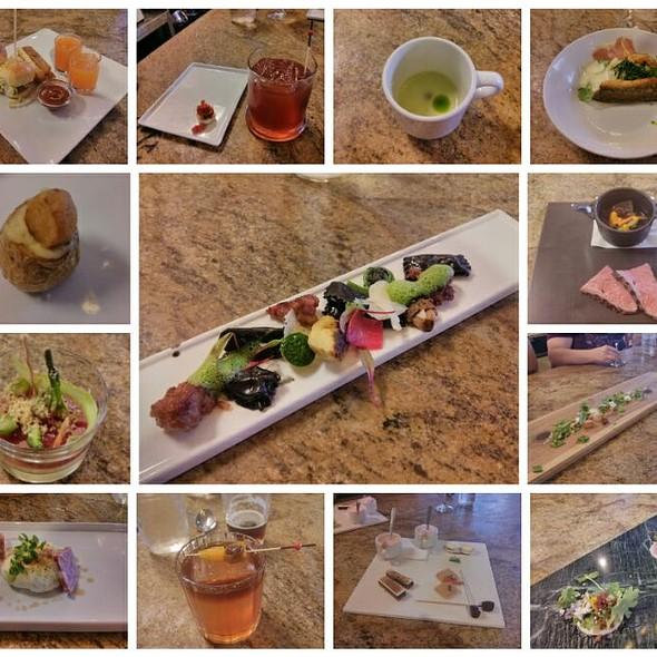 10 Course Tasting Menu @ Travail Kitchen & Amusements