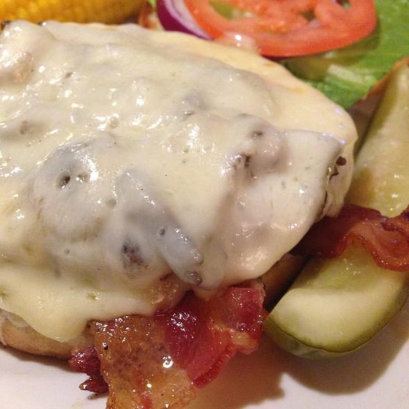 Wild Mushroom Havarti Burger