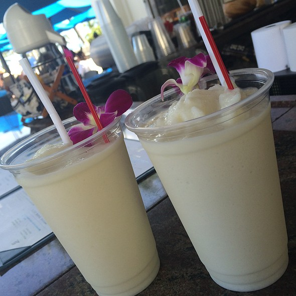 Pina Colada @ JW Marriott Ihilani Ko Olina Resort & Spa