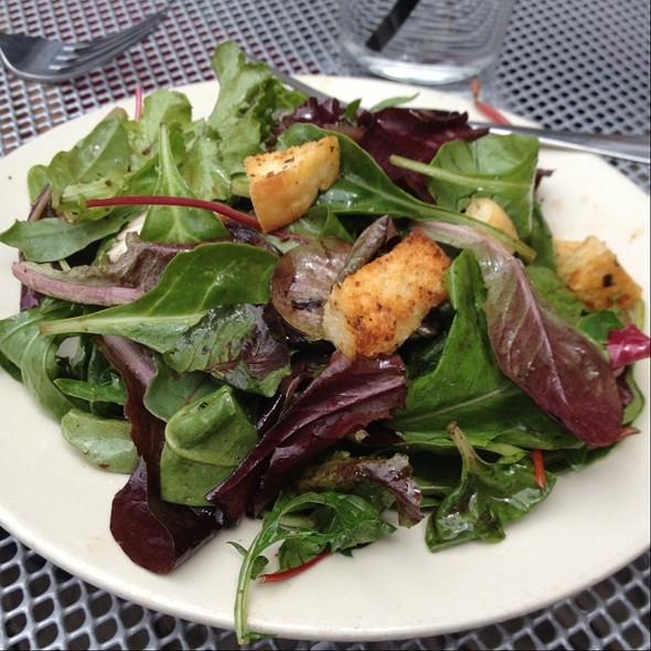 Mixed Green Salad @ Rustico