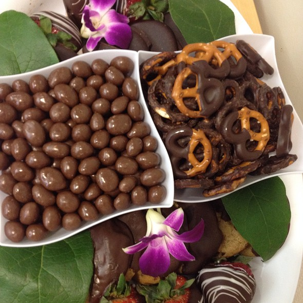Desserts @ Food Trends
