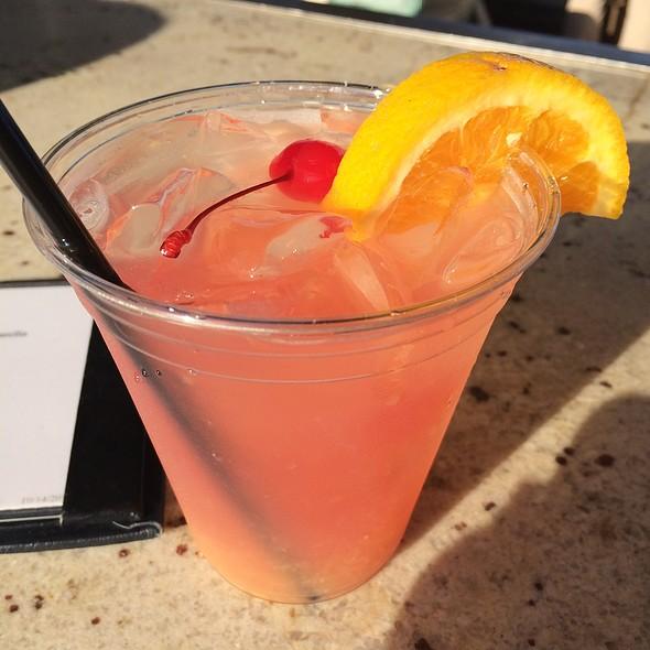 Tropical Cocktail - Sea Level, Ft. Lauderdale, FL