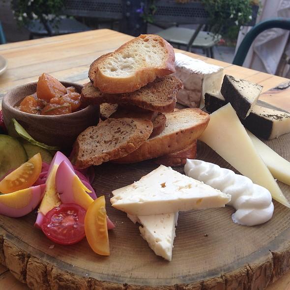 Cheese Plate - Terrain Garden Café - Westport, Westport, CT