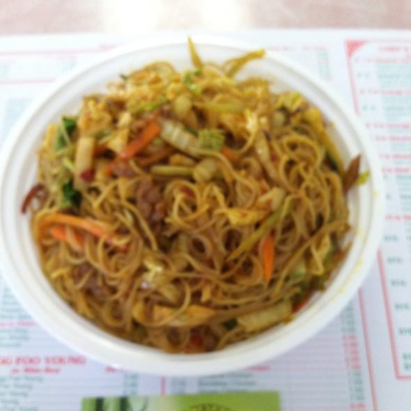 Singapore Noodle @ Panda Restaurant