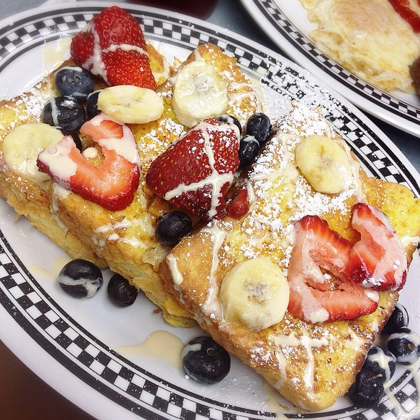 Capn Crunch French Toast At Canopy Road Cafe
