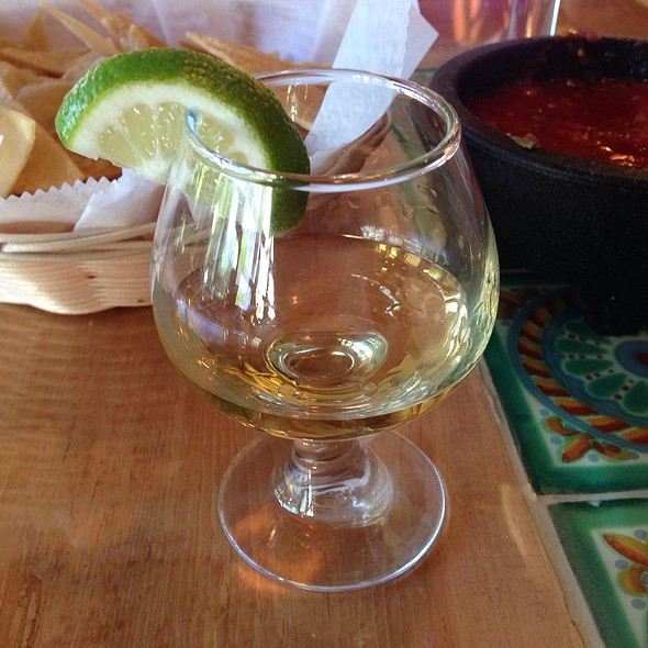 Tequila @ Las Velas