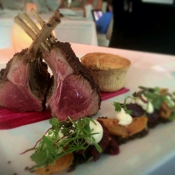 Lamb Chop @ OLA Restaurant