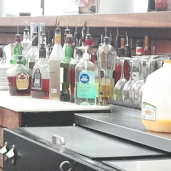 The Bar - Nick's Riverside Grill, Washington, DC