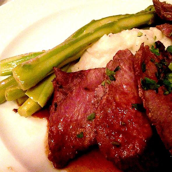 Austrailian Lamb - Chez Josephine, New York, NY