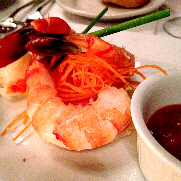 Jumbo Shrimp - Chez Josephine, New York, NY