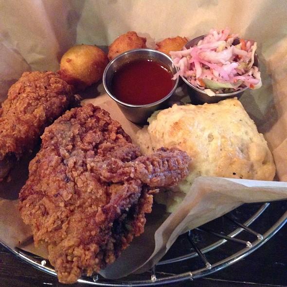 fried chicken @ Boneyard Kitchen and Bar