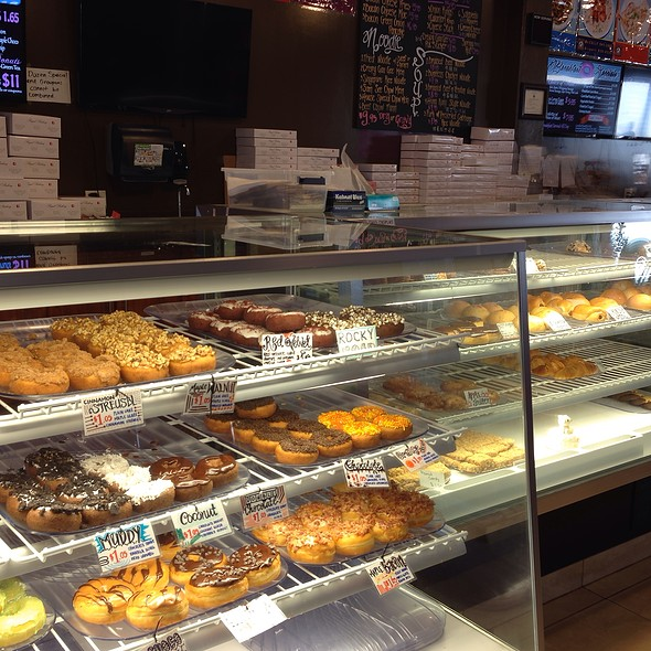 Assorted Doughnuts @ Regal Bakery