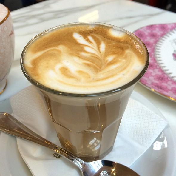 Latte @ The Palace Tea Room