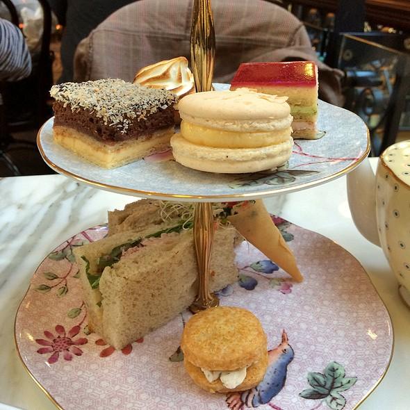 Morning Tea Set @ The Palace Tea Room