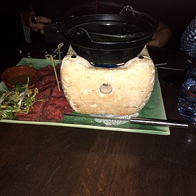 Kobe Shabu Shabu - Tao Restaurant and Nightclub, Las Vegas, NV