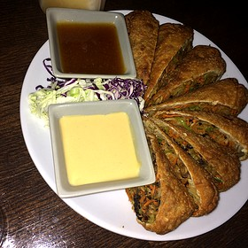 Vegetable Egg Roll