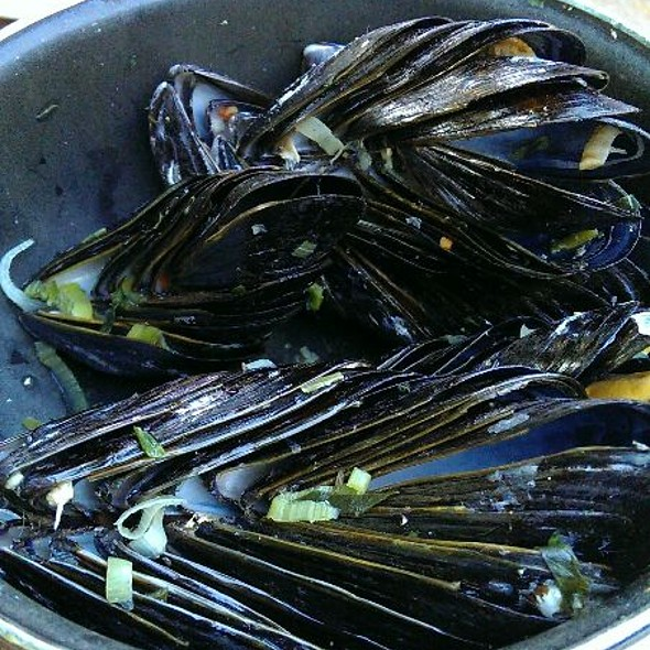 Mussels @ Home