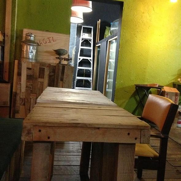 Ambiente - Hilaria Gastro Bar, México, CDMX