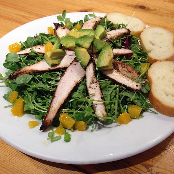 Caribbean Chicken Salad @ Crossroads Cafe