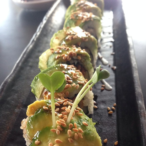 Caterpillar Roll - Tsunami Restaurant - Union Heights, Midvale, UT