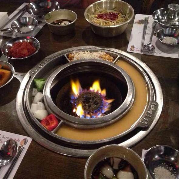 Korean BBQ @ Baek Jeong Korean BBQ