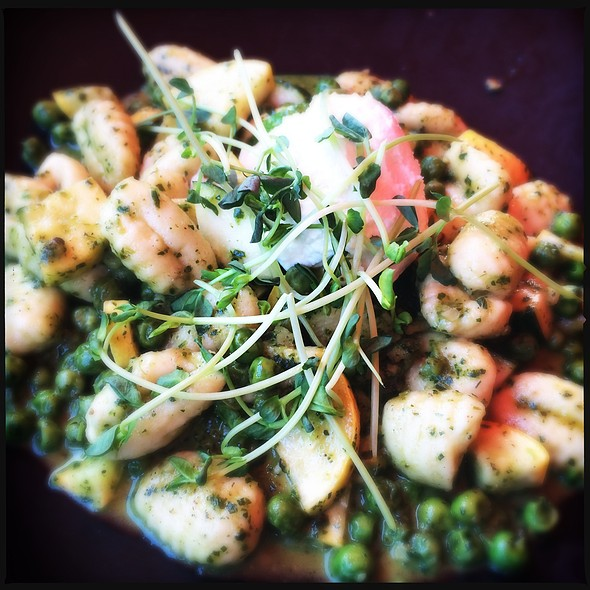 Spring Gnocchi - Good Earth Roseville, Roseville, MN