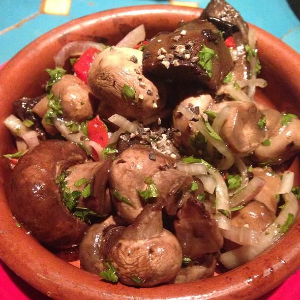 Champignones Del Monte @ Ceviche Tapas Bar and Restaurant