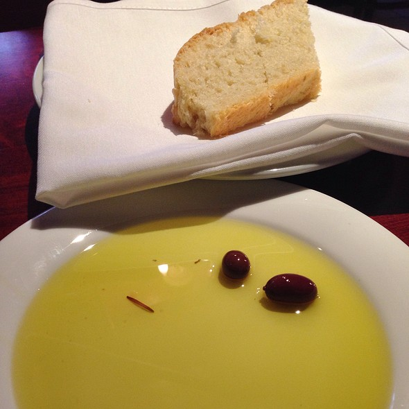 Bread And Olive Oil - Grotto, Boston, MA