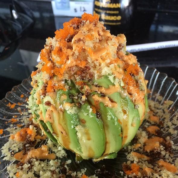 Spicy Crispy Tuna @ Shiso Sushi
