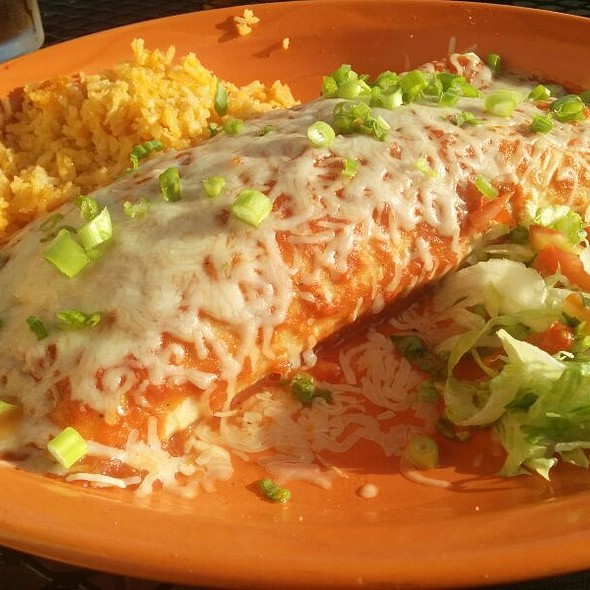 Burritas @ Teocali Mexican Restaurant