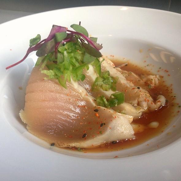 Albacore Tataki - Azuki Sushi Lounge, San Diego, CA