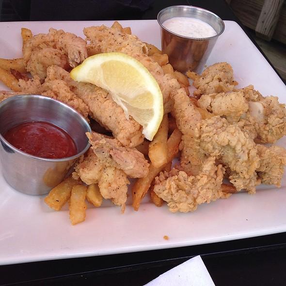 Fried Seafood