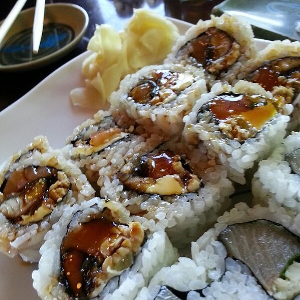 Special K Roll @ Mobo Sushi