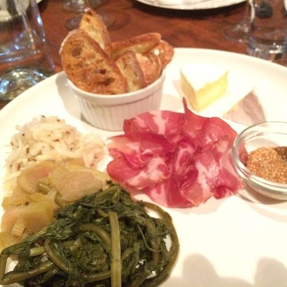 Pickled Vegetables @ Sitka & Spruce
