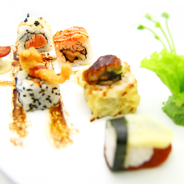 NEW KYSS SUSHI @ KYSS