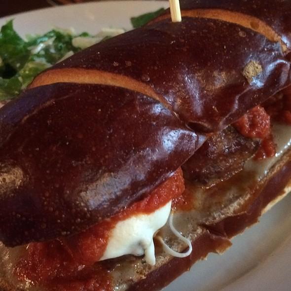 Holy Grail Meatball Sandwich @ Devils Advocate