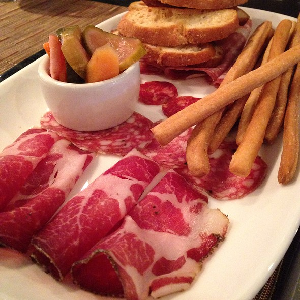 "Barbacco Salumi Chef""s Selection @ barbacco"