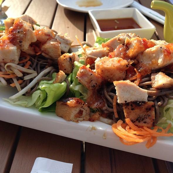 Lettuce wraps - Sushi Rock, Arlington, VA