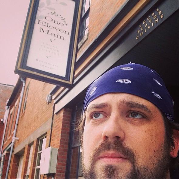 Chef Boughton's Last Night - One Eleven Main, Galena, IL