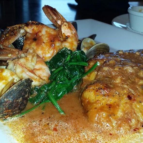 Red Snapper Marechiara - Cafe Med Restaurant, Deerfield Beach, FL