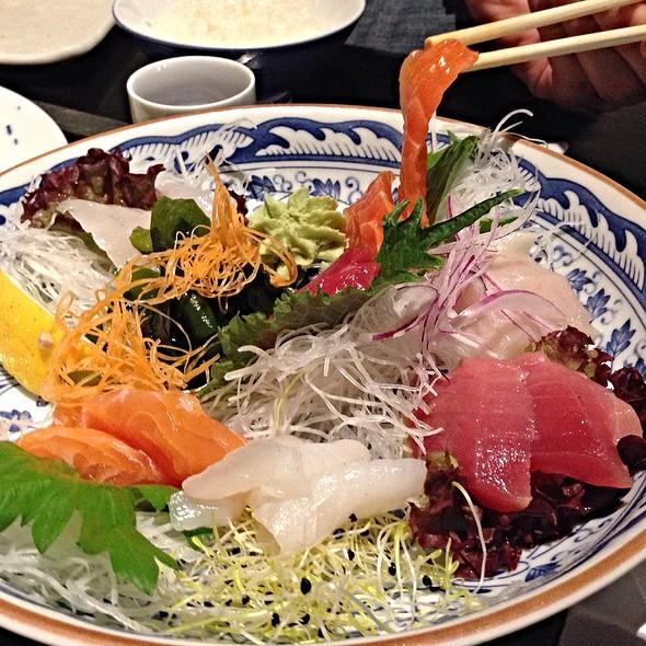 Sashimi @ Samourai