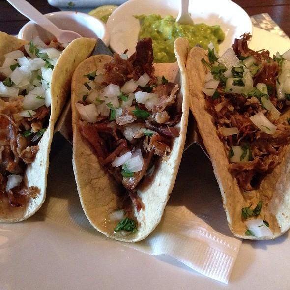 Tacos De Carnitas - Talavera Cocina Mexicana, Coral Gables, FL